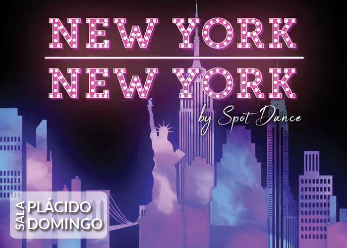 NEW YORK, NEW YORK BY SPOT DANCE