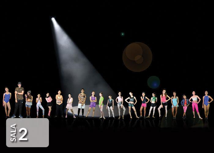 PATY GEYER DANCE STUDIO PRESENTA: LA AUDICIÓN