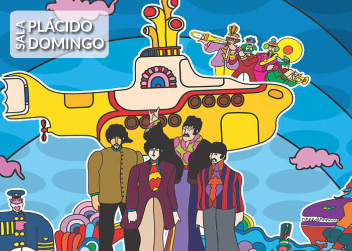 YELLOW SUBMARINE LA PELÍCULA
