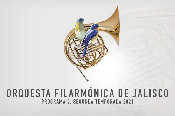 ORQUESTA FILARMÓNICA DE JALISCO