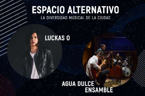 CICLO ESPACIO ALTERNATIVO LA DIVERSIDAD MUSICAL DE LA CIUDAD