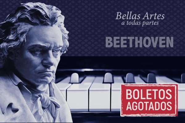 """BELLAS ARTES A TODAS PARTES """"BEETHOVEN"""""""