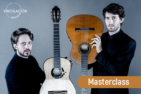 MASTER CLASS DUO TOMASI - MUSSO