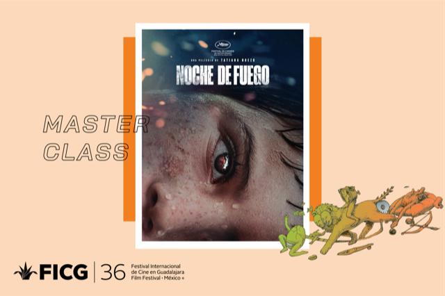 FICG 36 MASTER CLASS: NOCHE DE FUEGO, UN ESTUDIO DE CASO