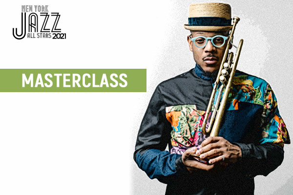 MASTER CLASS ETIENNE CHARLES