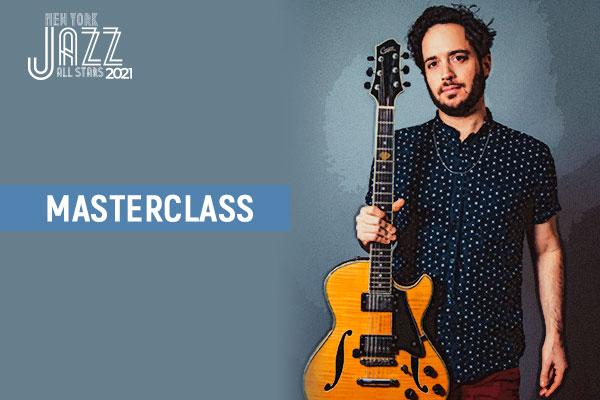 MASTER CLASS CON YOTAM SILBERSTEIN